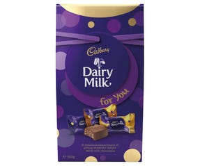 Cadbury Dairy Milk Chocolate Gift Bag 150g