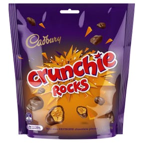 Cadbury Crunchie Rocks 135g