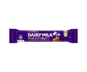 Cadbury Dairy Milk Milk Chocolate bar 75g
