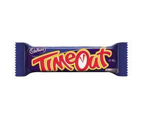Cadbury Time Out chocolate bar 40g