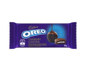 Oreo Cadbury Coated 34g