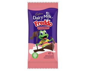 Cadbury Dairy Milk Strawberry Pond Freddo 15g
