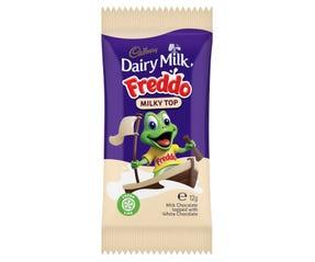 Cadbury Dairy Milk Freddo Milky Top 12g