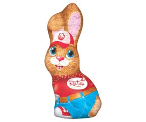Red Tulip Sitting Rabbit 170g