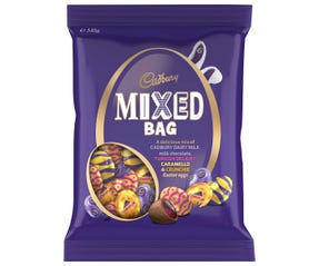 Cadbury Mixed Bag 545g