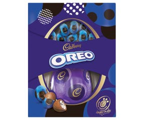 Cadbury Oreo Egg Gift Box 182g