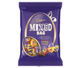 Cadbury Easter Selections Easter Egg Bag 650g