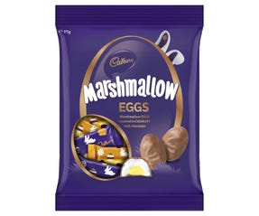 Cadbury Marshmallow Eggs Milk Chocolate 175g