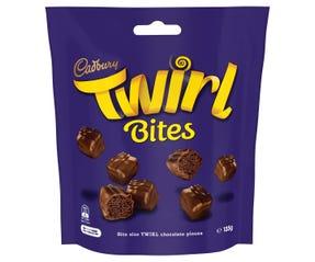 Cadbury Twirl Bites 135g