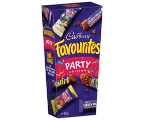 Cadbury Favourites Party Edition 570g