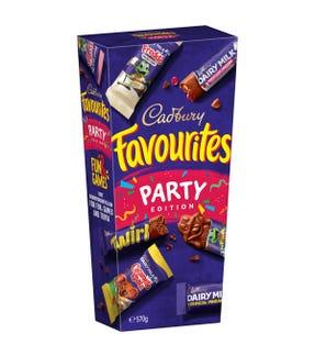 Cadbury Favourites Party Edition 570g