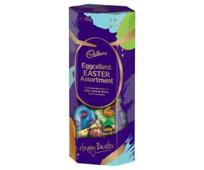Cadbury Eggcellent Easter Assortment Gift Box  530g