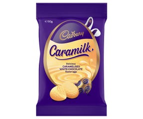 Cadbury Caramilk Easter Egg Bag 110g