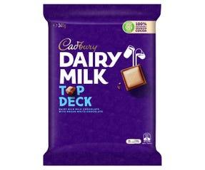Cadbury Dairy Milk Top Deck 340g