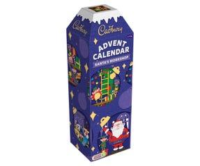 3D Cadbury Christmas Advent Calendar 312G