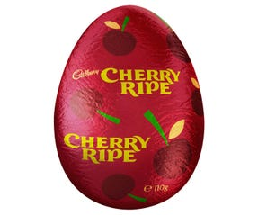 Cadbury Cherry Ripe Egg 110g
