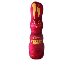 Cadbury Cherry Ripe Bunny 125g
