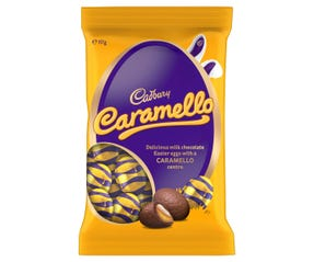Cadbury Caramello Egg Bag 117g