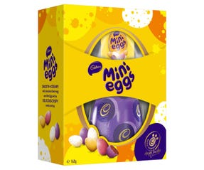 Cadbury Mini Eggs Gift Box 162g
