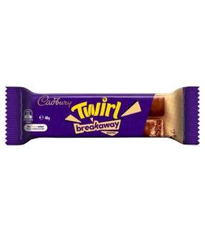 Cadbury Twirl Breakaway 40g