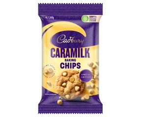 Cadbury Caramilk Baking Chips 260g