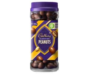Cadbury Milk Chocolate Coated Peanuts 300g