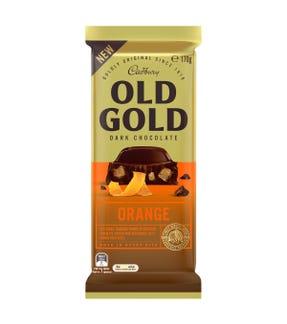 Cadbury Old Gold Dark Chocolate Orange 170g