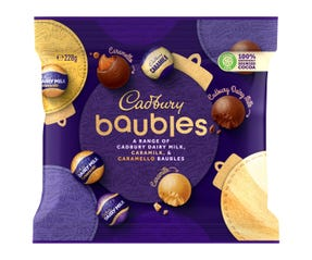 Cadbury Mixed Baubles 228g