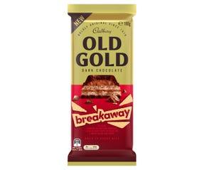 Cadbury Old Gold Breakaway 180g
