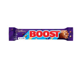 Cadbury Boost milk chocolate bar 60g