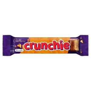 Cadbury Crunchie chocolate bar 50g