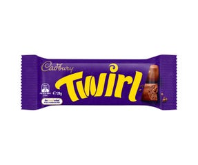 Cadbury Twirl chocolate bar 39g