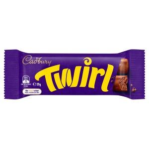 Cadbury Twirl chocolate bar 39g