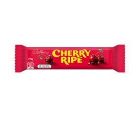 Cadbury Cherry Ripe chocolate bar 52g