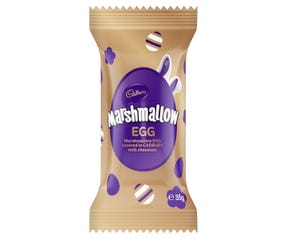 Cadbury Marshmallow Egg 35g