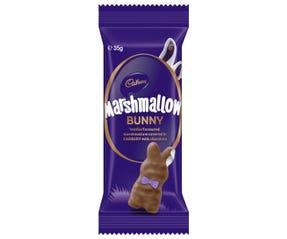 Cadbury Vanilla Marshmallow Bunny 35g