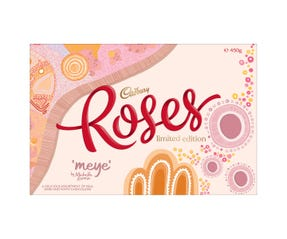 Cadbury Roses Limited Edition 450g