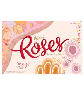 Cadbury Roses Limited Edition 450g