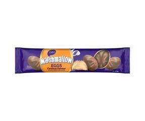 Cadbury Marshmallow Caramel Eggs 150g