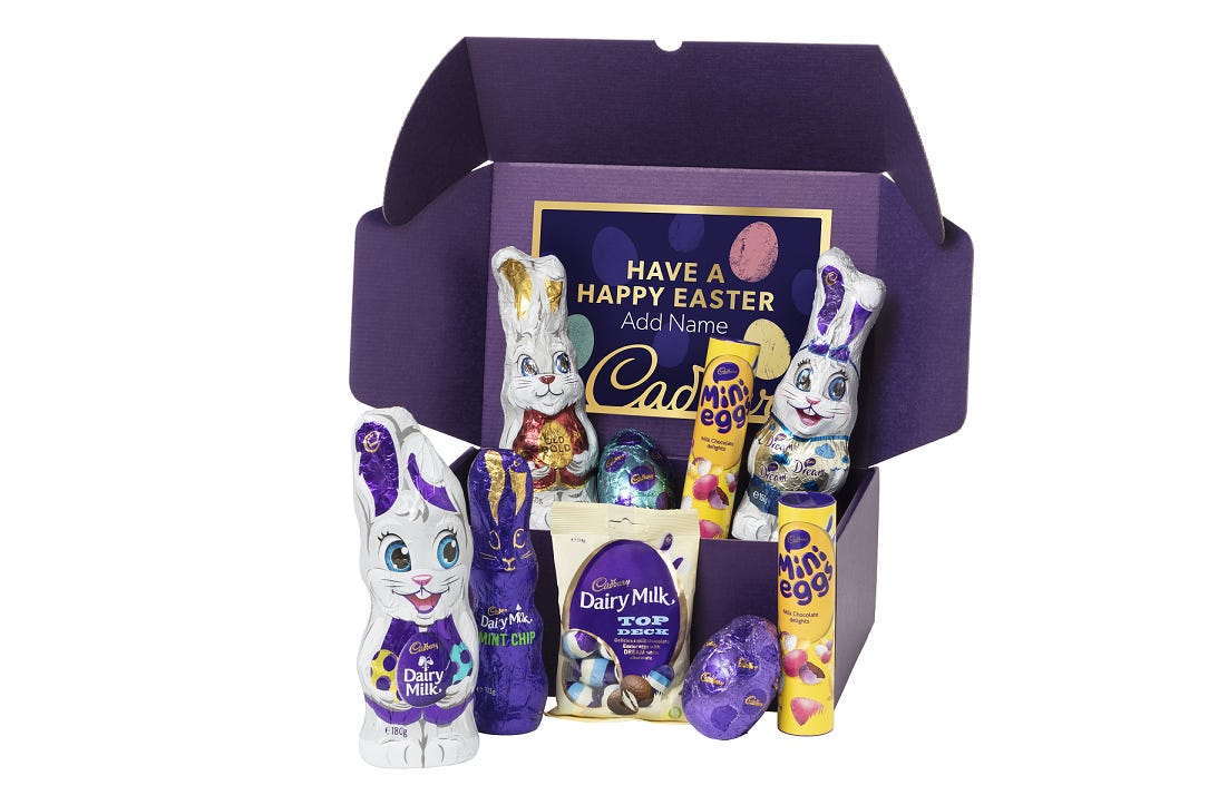 Cadbury Easter Bunny Hamper