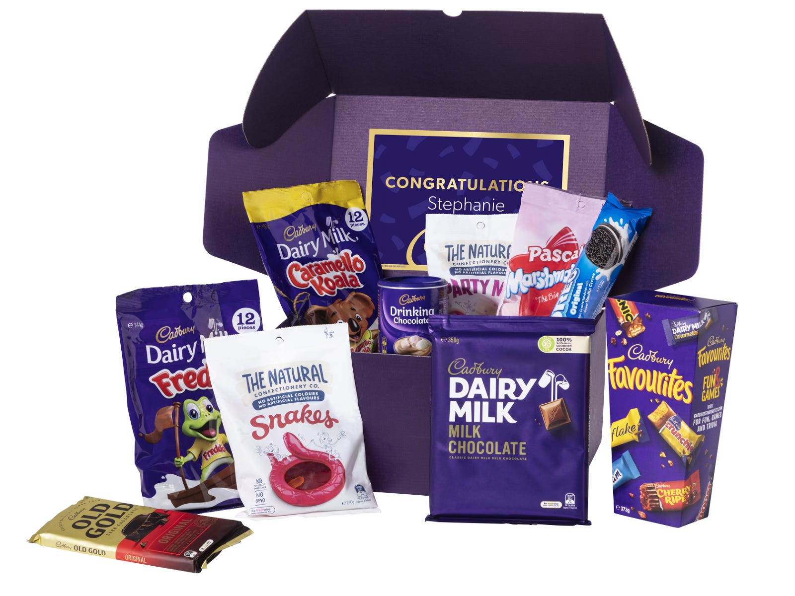 Cadbury Online Snack Box - Large