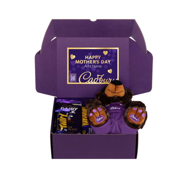 Cadbury Favourites Fun Gift Pack with optional Video Message