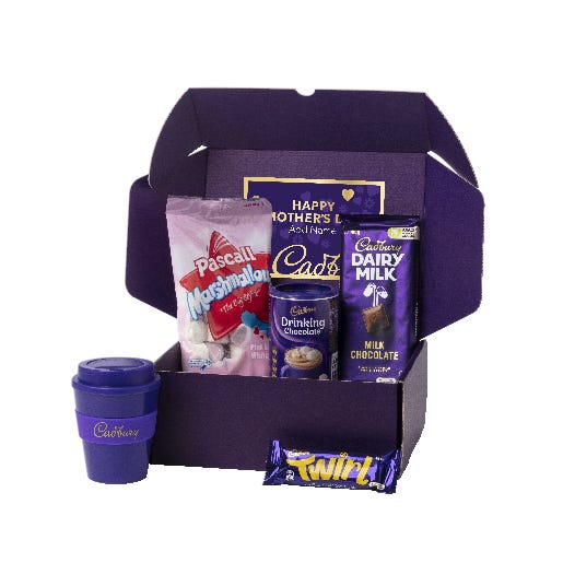 Cadbury Joy Gift Pack with optional Video Message