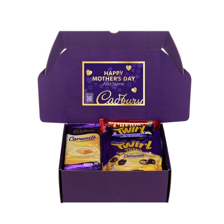 Cadbury Roses Very Much Gift Hamper with optional Video Message