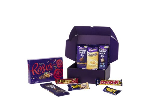 Cadbury Roses Very Much Gift Hamper