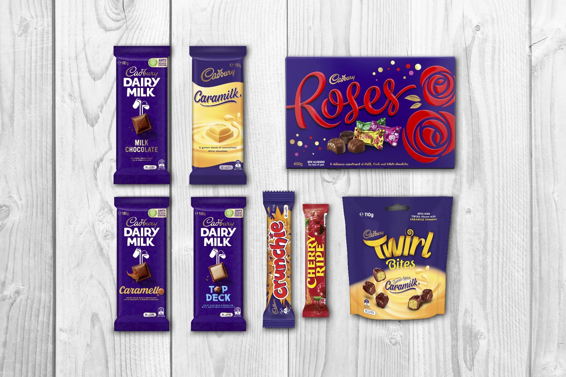 Cadbury Roses Very Much Gift Hamper