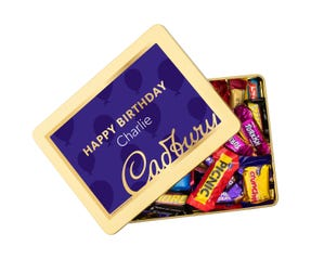 Cadbury Favourites Gift Tin