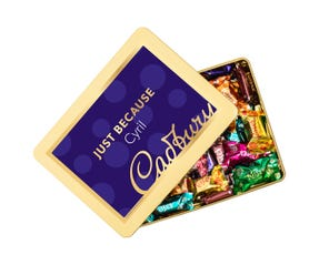 Cadbury Roses Gift Tin